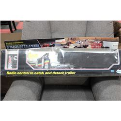 RC FREIGHTLINER TRUCK TRAILER SCALE 1:25