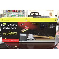 ELECTRIC GUITAR STARTER PACK IN BOX