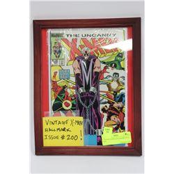 VINTAGE X-MEN HALLMARK ISSUE #200