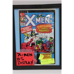 X-MEN #5 DISPLAY