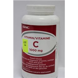 BOTTLE OF 180 VITAMIN C CAPLETS