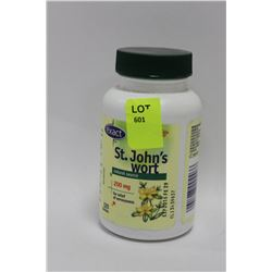 BOTTLE OF 120 ST JOHNS WORT TABLETS