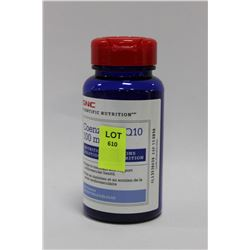 BOTTLE OF 60 CO-ENZIME Q10 SOFT GELS