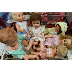 ESTATE DOLL COLLECTION