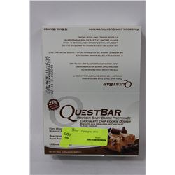 BOX OF 12 CHOCOLATE CHIP PROTEIN BARS