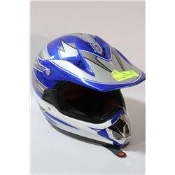 SIGI-PRO JUNIOR MOTORCYCLE HELMET SIZE L