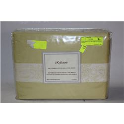 KING SIZE 360 THREAD COUNT SHEET SET ON CHOICE: