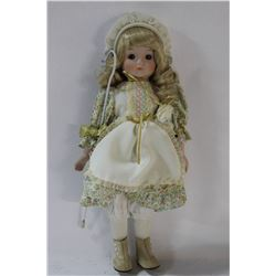 AUTHENTIC ARTISAN COLLECTOR DOLL