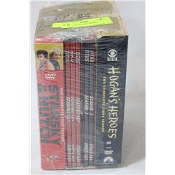 BUNDLE OF DVD TV SERIES