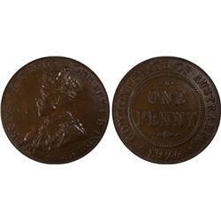 1926 Penny PCGS MS 62 BN
