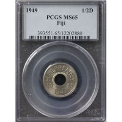 Fiji 1/2D 1949 PC GS MS65