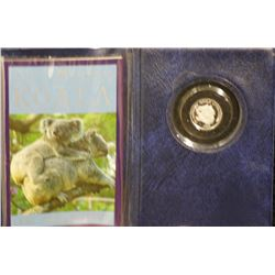 Australia Koala 1/20 oz 1989 issue