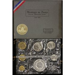 Monai de Paris ( France ) Proof Set 1973