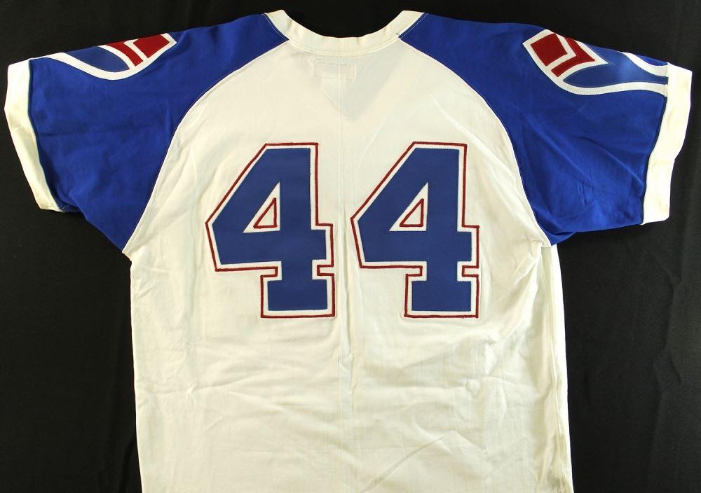 419e79b7 ... Image 3 : Hank Aaron Signed Braves Authentic Mitchell & Ness Throwback  Jersey (JSA ALOA ...