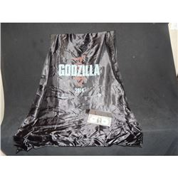 COMICON GODZILLA CELEBRITY SWAG BAG NAP SACK WITH A CAPE
