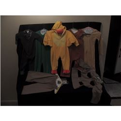 DISNEY COLLECTION OF CHILD SIZE COSTUMES