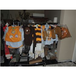 DISNEY BUMBLE BEE CAMPOREE HUGE LOT OF 8-10 COSTUMES