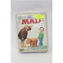 PACK OF MAD MAGAZINES