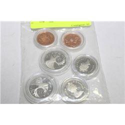 CAMEO COINS