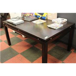 SHOWHOME LARGE KITCHEN TABLE  60x40x30T