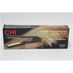 CHI BLACK CERAMIC HAIRSTYLING IRON
