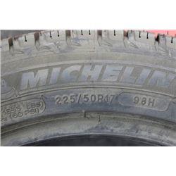 MICHELIN 225/50 P17 TIRE
