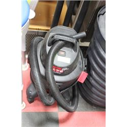 5 GALLON SHOP VAC 2HP