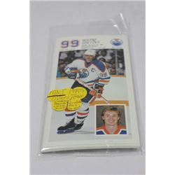CLASSIC OILERS TEAM CARD SET, FROM GLORY DAYS