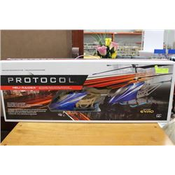 LARGE PROTOCOL 3.5 CHANNEL RADIO CONTROL