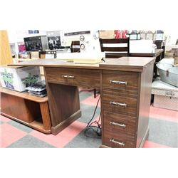 KENMORE SEWING MACHINE W CABINET