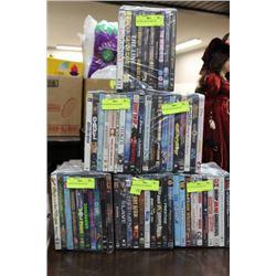 BUNDLE OF DVD MOVIES