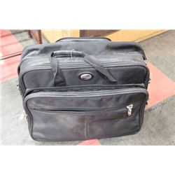 AMERICAN TOURISTER ROLLING BRIEFCASE