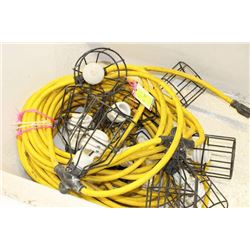 100FT HEAVY DUTY LIGHT CABLES ON CHOICE