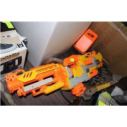 NERF VULCAN EBF-25 GATTLING GUN