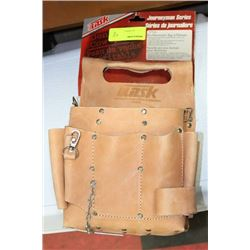 TASK ELECTRICICANS BAG W HARNESS SOLD WITH TOOL