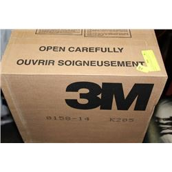 CASE OF 3M PACKING TAPE 36 ROLLS