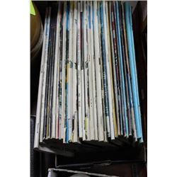 BOX OF 1960-1970 RAILWAY MAGAZINES