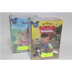 BUNDLE OF CLASSIC WALT DISNEY CHILDREN'S BOOKS X2