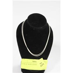 """NEW 20"""" ROPE CHAIN ALL PROCEEDS GO TO THE"""