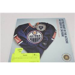 2008-09 OILERS COLLECTORS COIN SET