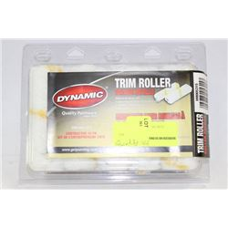 BOX OF 10 TRIM ROLLER PAINT ROLLERS