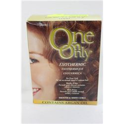ONE AND ONLY EXOTHERMIC CURL TREATMENT