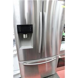 SAMSUNG FRENCH DOOR FRIDGE WITH ICE AND WATER