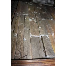 LPD-26:CULTURED STACKED STONE - FLAT