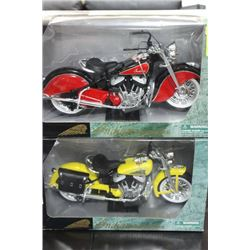INDIAN MOTORCYCLE SCALE MODEL X2