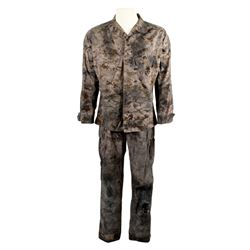 Adukwu Hero Battle Fatigues Costume from Battle Los Angeles