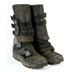 Mobile Infantry Boots from Starship Troopers
