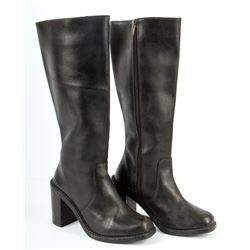 Women Officer's Leather Boots from Starship Troopers