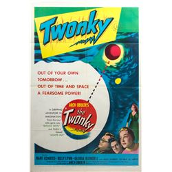 The Twonky Vintage 1953 One-Sheet Poster