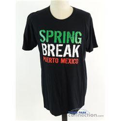 22 Jump Street Sony 2014 Movie JONAH HILL Screen Used Spring Break PROP T-Shirt
